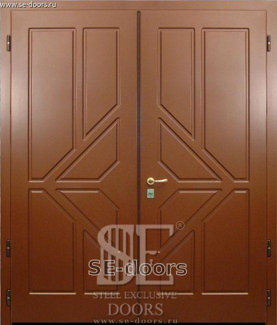 металлические двери недорого в апрелевке