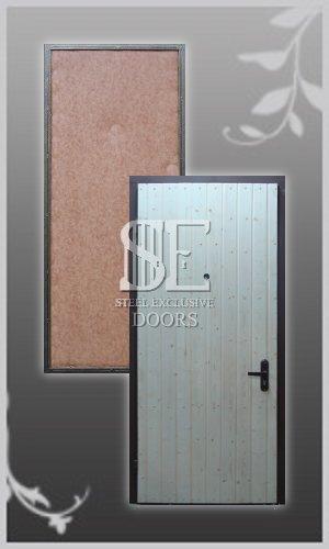 металлические двери до 15000 руб