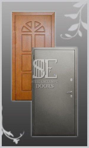 двери металлические от 15000